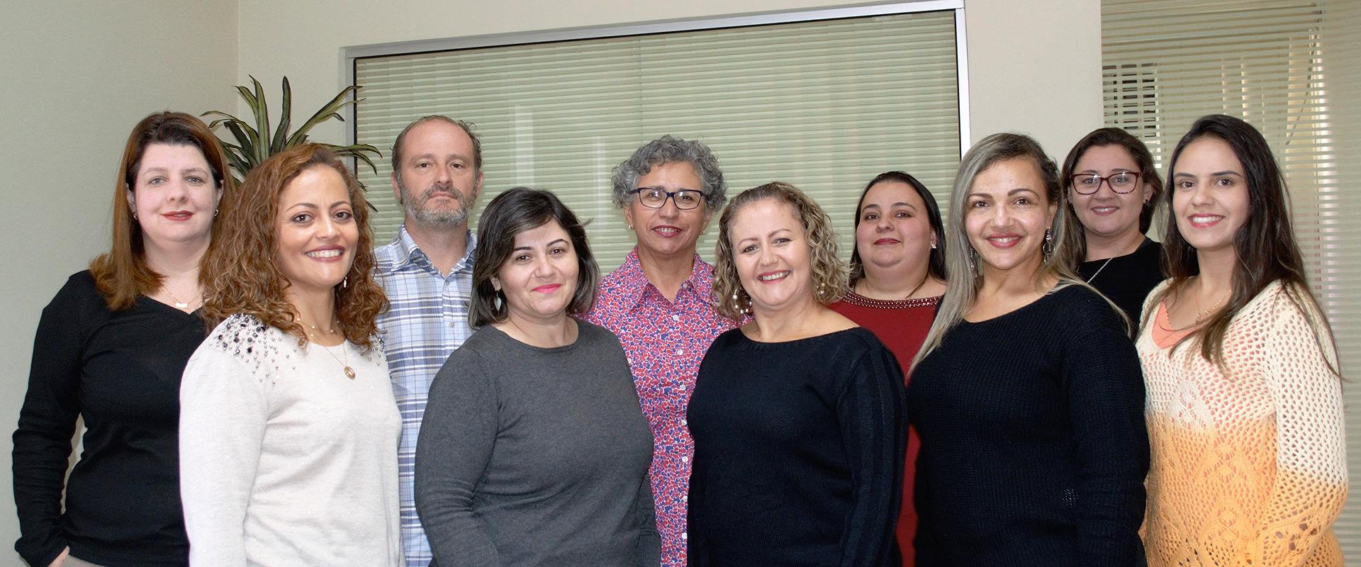 Equipe SAC São José dos Campos